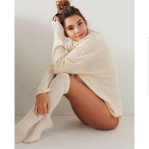 Urban Outfitters Sweaters - Out From Under Luna Off-The-Shoulder Top